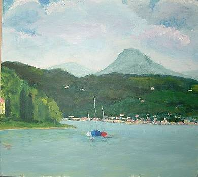 Salo Bay by Bernard Victor