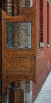 Saloon Door Texture by Richard Goldman