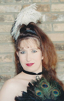 Cindy New - Saloon girl