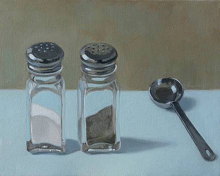 Salt and Pepper by Amy Tennant