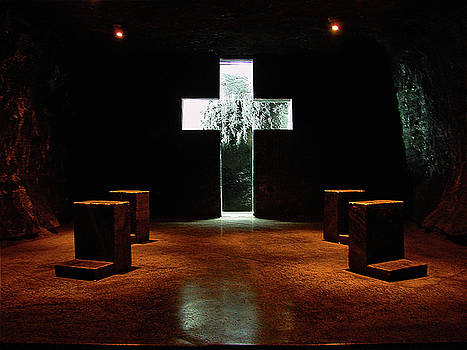 Salt Cathedral Imagery by Blair Wainman