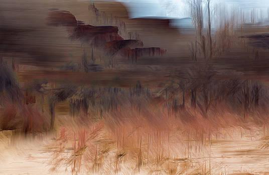 Salt Creek Saunter by Deborah Hughes