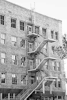 Ely Arsha - Salt Lake City Fire Escape