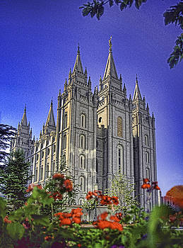 Dennis Cox - Salt Lake Temple