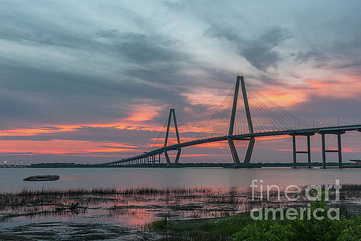 Salty Charleston Waters by Dale Powell