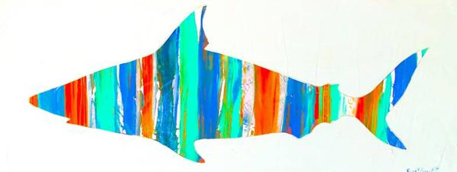 Salty Shark by Barry Knauff