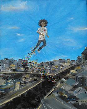 Salvador Dissolve by Judith Rhue