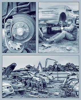 Nikolyn McDonald - Salvage Yard Triptych