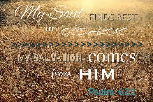 Salvation by Kori Creswell