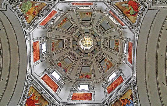 Robert Meyers-Lussier - Salzburg Cathedral Study 4