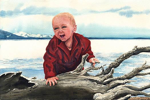 Sam Sidders - Sam and The Log