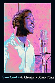 Sam Cooke by Michael Chatman