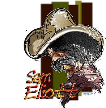 Sam Eliott by William R Clegg