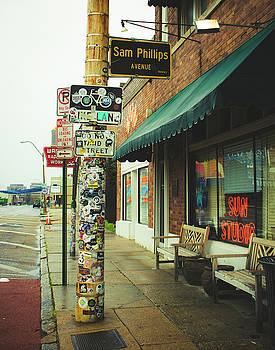 Sam Phillips Sun Studios by Sonja Quintero