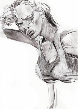 Samantha by Michael McKenzie