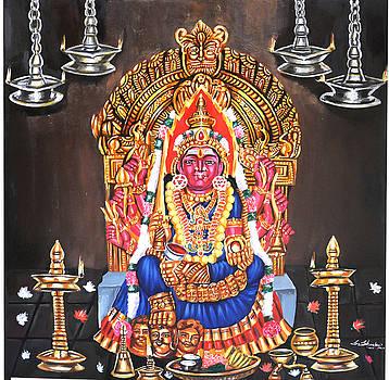 Samayapuram Mariammaman by Sankaranarayanan