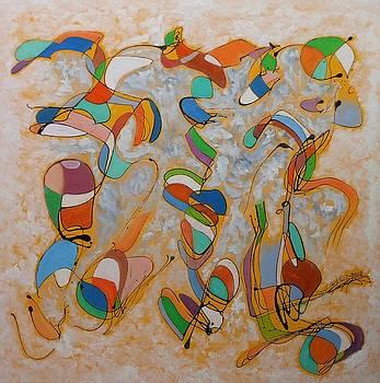 Samba Enredo by David Mintz