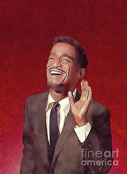 Mary Bassett - Sammy Davis Jr., Crooner/Actor/Legend