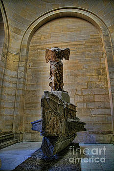 Chuck Kuhn - Samothrace color