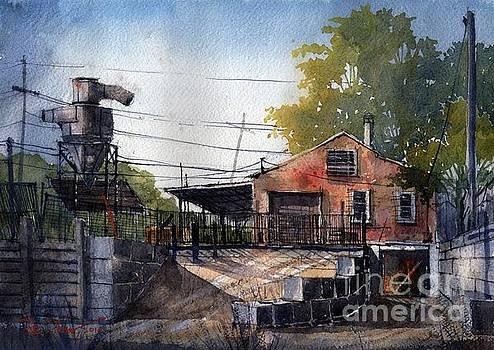 San Angelo Blacksmith Shop by Tim Oliver