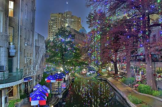 San Antonio in December by Frozen in Time Fine Art Photography