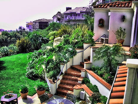 Kathy Tarochione - San Clemente Estate Backyard