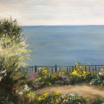 San Clemente Vista by Nancy Goldman