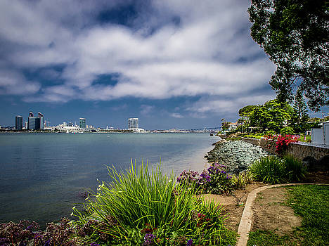 San Diego by the Bay by Randall Dunphy
