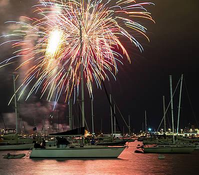 Robert VanDerWal - San Diego Harbor July 4th