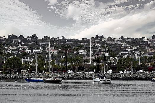 San Diego Harbor by Kathy Williams-Walkup