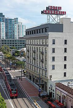 Robert VanDerWal - San Diego Hotel Churchill