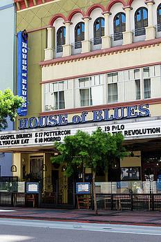 Robert VanDerWal - San Diego House of Blues