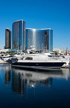 Robert VanDerWal - San Diego Marriot Hotel