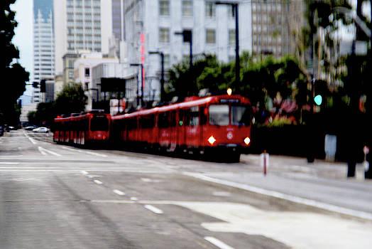 Linda Shafer - San Diego Red Trolley