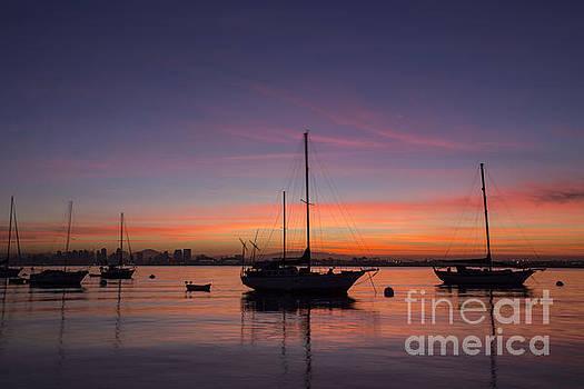 San Diego Sunrise 1 by Daniel Knighton