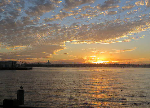 San Diego Sunset by Vivian Stearns-Kohler