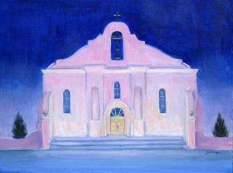 San Elizario El Paso by Michael Gillespie