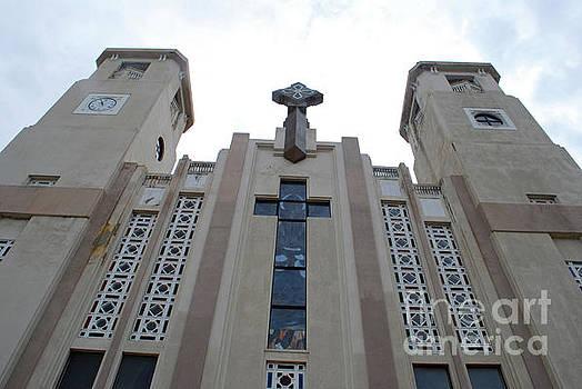 Gary Wonning - San Felipe Church