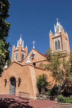 San Felipe de Neri Church by Allen Sheffield