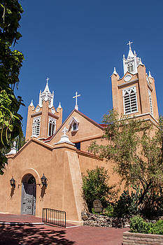 Allen Sheffield - San Felipe de Neri Church