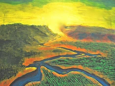 San Felipe Valley by Jim Ellis