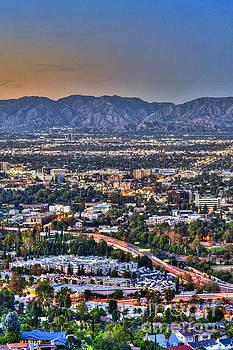 David Zanzinger - San Fernando Valley Vertical