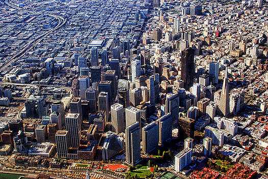James BO  Insogna - San Francisco Aerial View PLANET eARTh
