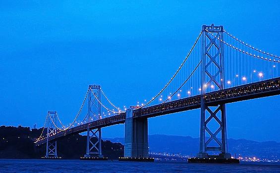 Mick Burkey - San Francisco Bay Bridge