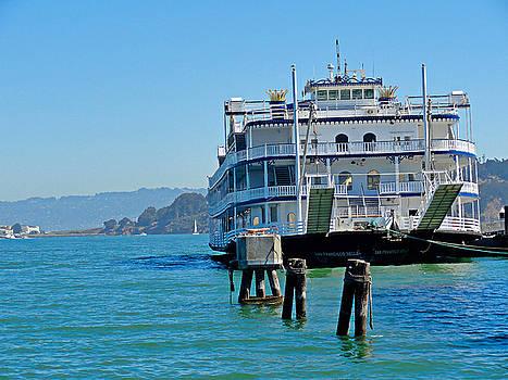 Robert Meyers-Lussier - San Francisco Bay Transport
