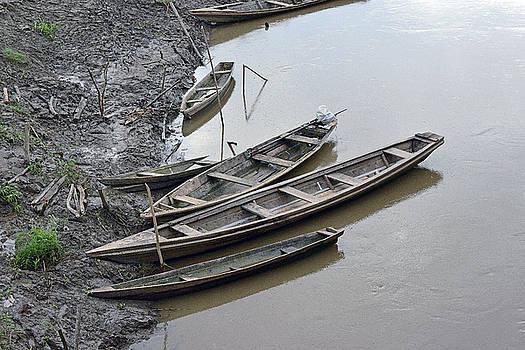 Harvey Barrison - San Francisco Boat Study Number Five