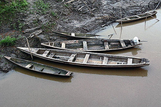 Harvey Barrison - San Francisco Boat Study Number Four