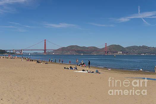 Wingsdomain Art and Photography - San Francisco California Crissy Field East Beach DSC3088