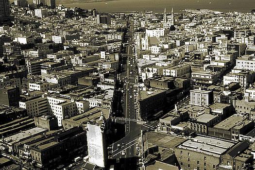 Art America Gallery Peter Potter - Old San Francisco - Vintage Photo Art Print