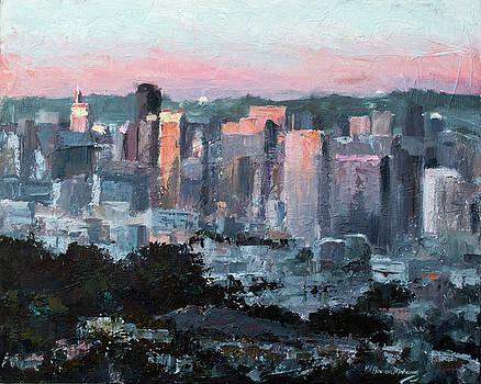 San Francisco Dreams by Kit Hevron Mahoney